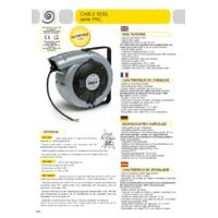 24m Static Discharge Reel with Cast Aluminium Case & Heavy-Duty 926 Clip - Datasheet