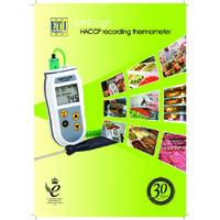ETI Saf-T-Log Datalogging Food Thermometer - Brochure