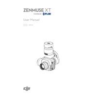 FLIR Zenmuse XT Thermal Camera - User Manual