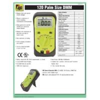 TPI 120 Digital Multimeter - Datasheet