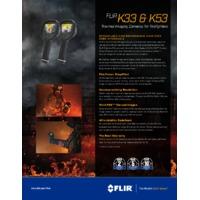 FLIR K53 Firefighting Thermal Camera - Datasheet