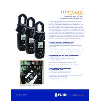FLIR CM46 Clamp Meter - Datasheet