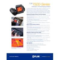 FLIR T540 Thermal Camera - Datasheet