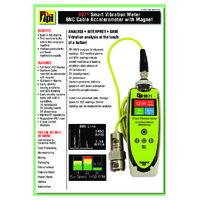 TPI 9071 Vibration Meter - Datasheet