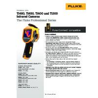 Fluke Ti480 Thermal Camera - Datasheet