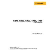 Fluke Ti480 Thermal Camera - User Manual