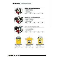 Defender Generators - Datasheet