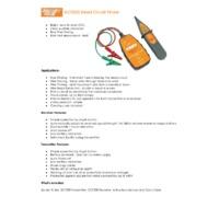 Socket and See DCF200 - Datasheet