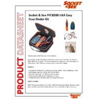 Socket and See FFCB200 - Datasheet