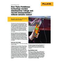 Fluke's Note on FieldSense