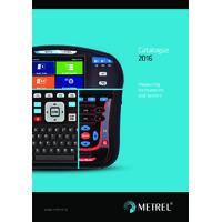Metrel A1433 and A1434 Software - Catalogue