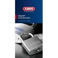 ABUS TITALIUM™ Padlocks - Catalogues