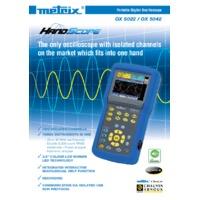 Chauvin Arnoux OX5042-C Handscope Oscilloscope