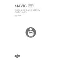 DJI Mavic Pro Drone - Safety Guidelines