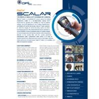 Ofil Daycor® Scalar Indoor Corona Detection Camera - Datasheet