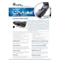 Ofil DayCor® Uvollé-SX-VX Slender Compact Corona Camera