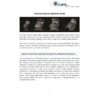 Ofil Corona Cameras Selection Guide