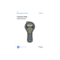 Protimeter MMS2 Moisture Measurement System - User Manual