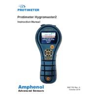 Protimeter Hygromaster 2 Thermo-Hygrometer - User Manual