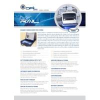 Ofil DayCor® Rail Corona Inspection System - Datasheet