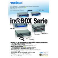 Chauvin Arnoux MTX162 2x 150MHz 200MS/s 9 bit USB/Ethernet + WiFi