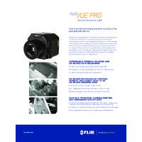 FLIR Vue Pro Thermal Imaging Camera - Datasheet