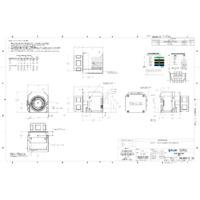 FLIR Vue Pro Thermal Imaging Camera - Technical Drawing