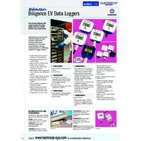 Diligence EV Data Loggers - Datasheet
