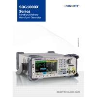 SDG1000X - DataSheet