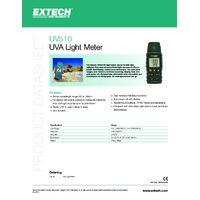 UV510 - Datasheet
