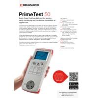 Seaward PrimeTest 50 - Datasheet