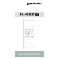 Seaward PrimeTest 50- Operating Instructions