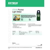 LT505- Datasheet