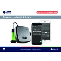 FilesThruTheAir EL-SMS-2G-VAC Vaccine Temperature Monitor +SMS Alerts - User Manual