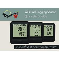 FilesThruTheAir EL-WIFI-21CFR-T Wi-Fi Temperature Data Logging Sensors - Quick Start Guide