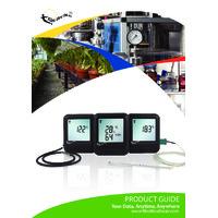 FilesThruTheAir EL-WiFi Sensor Data Loggers - Product Guide