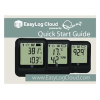 FilesThruTheAir EL-WIFI-T-+ Temperature Data Loggers - Quick Start Guide