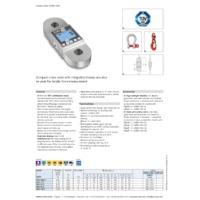 Kern HFA Crane Scales - Datasheet