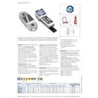 Kern HFC Crane Scales – Datasheet