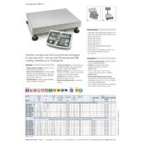Kern IFS-M Industrial Dual-Range Counting Scales - Datasheet