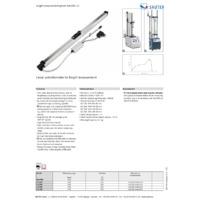 Sauter LD Linear Potentiometer – Datasheet
