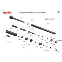 Norbar 130104 Technical Drawing Datasheet