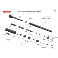 Norbar 130114 Technical Drawings Datasheet