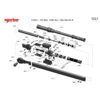 Norbar 14003 Technical Drawing Datasheet