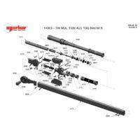 Norbar 14005 Technical Drawing Datasheet