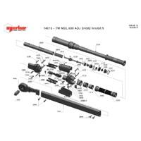 Norbar 14015 Technical Drawing Datasheet