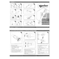 Norbar Slimline Torque Wrenches - Instruction Sheet