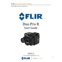 FLIR Duo Pro R Radiometric Thermal & Visible-light Camera for sUAS - User Manual