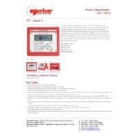 Norbar TTT 43228 Torque Tool Tester – Series Three - Product Specification