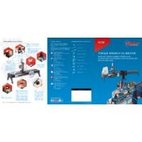 Norbar 6033X Manual Torque Wrench Calibrators - Datasheet